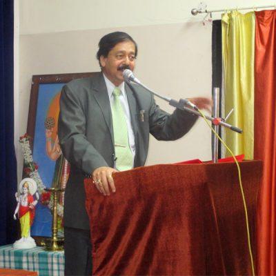 Dr. Rajderkar (Ex. Pro V.C.Muhs)