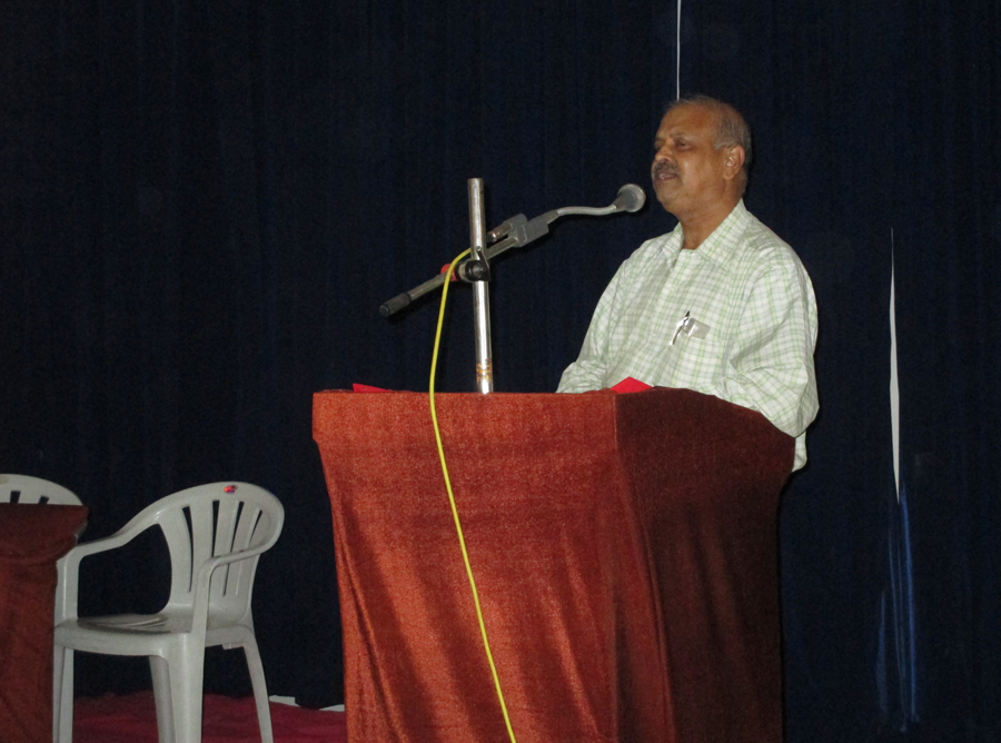 Vd. Dilip Gadgil